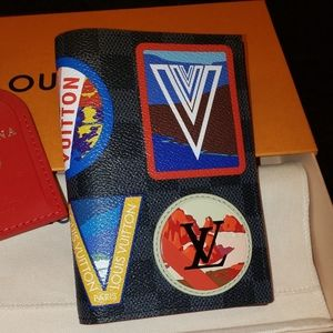 NEW Limited Vuitton Wallet
